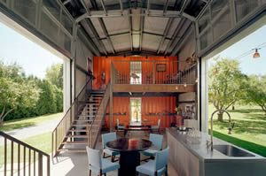 CONTAINER HOUSES BY ADAM KALKIN Image.